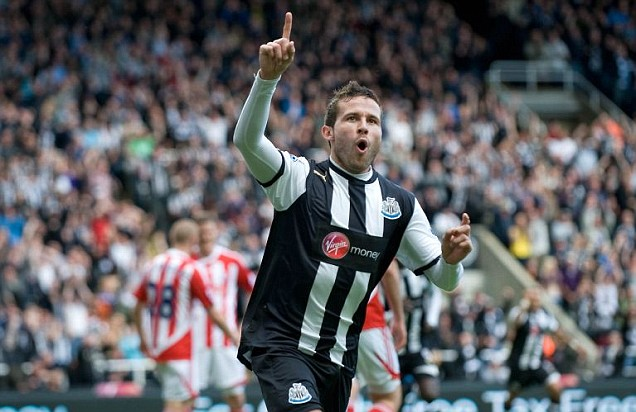 Cabaye scores against Stoke