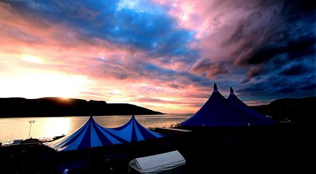 The Ullapool music festival
