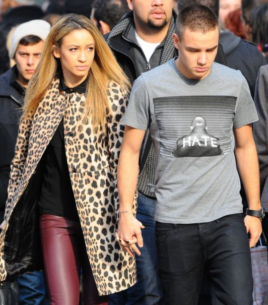 1D's Liam Payne seen holding hands with ex Danielle Peazer ...
