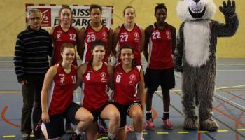 competitive price 7e414 1fdb9 L ASU Grenoble une nouvelle fois en Melty Basket Ligue