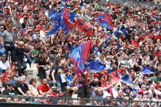 FC Grenoble - US Oyonnax montée Top 14 (9)