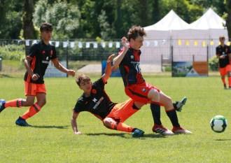 SM Caen - Valencia CF la finale European Challenge (6)