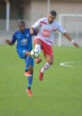 FC Salaise - réserve GF38 Régional 1 25 août 2018 Alain Thiriet (52)