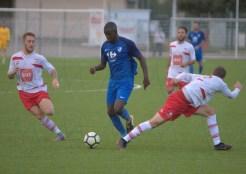 FC Salaise - réserve GF38 Régional 1 25 août 2018 Alain Thiriet (62)