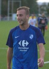 FC Salaise - réserve GF38 Régional 1 25 août 2018 Alain Thiriet (71)