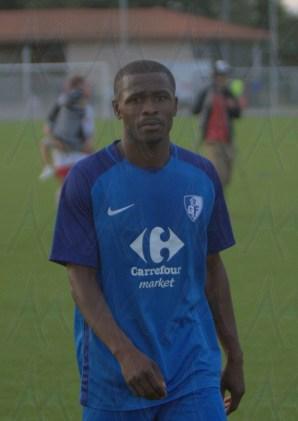 FC Salaise - réserve GF38 Régional 1 25 août 2018 Alain Thiriet (72)