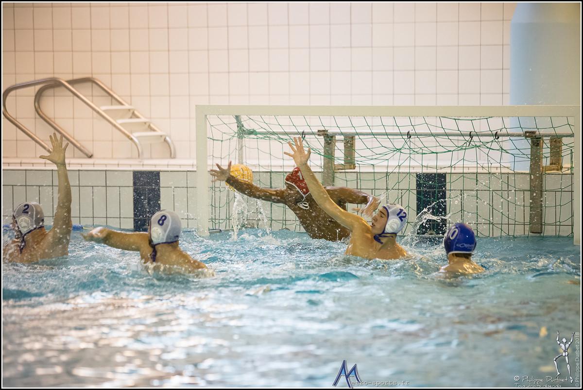 Water-polo : première victoire de la saison pour le Pont-de-Claix GUC - Métro-Sports
