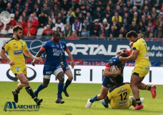 FC Grenoble - ASM Clermont Top14 (6)