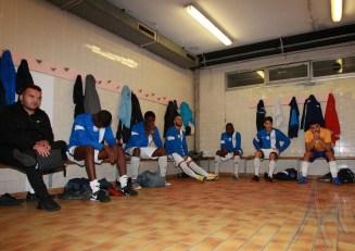 Futsal Géants - Espoir Futsal 38 en images (1)