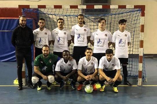 Carton plein ce week-end pour Vie et Partage Futsal - Metro-Sports