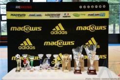 Tournoi de Noël 018 catégorie U9 Trophées