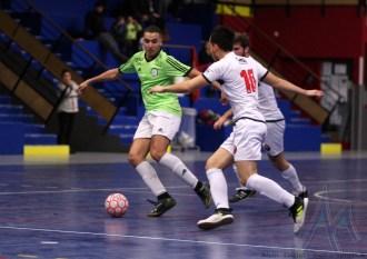 Pays Voironnais Futsal - Espoir Futsal 38 (21)