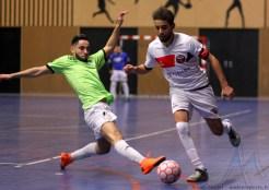 Pays Voironnais Futsal - Espoir Futsal 38 (27)