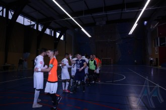 Pays Voironnais - Montpellier Méditerrannée Futsal (30)