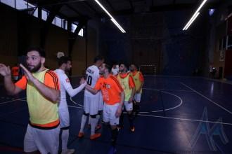 Pays Voironnais - Montpellier Méditerrannée Futsal (33)