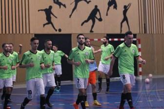 Pays Voironnais - Montpellier Méditerrannée Futsal (43)
