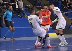 Pays Voironnais - Montpellier Méditerrannée Futsal (52)