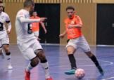 Pays Voironnais - Montpellier Méditerrannée Futsal (61)