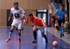 Pays Voironnais - Montpellier Méditerrannée Futsal (66)