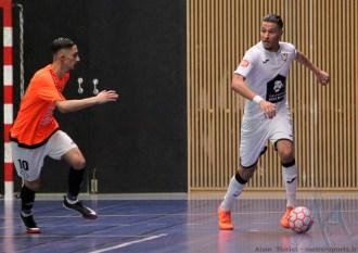 Pays Voironnais - Montpellier Méditerrannée Futsal (80)