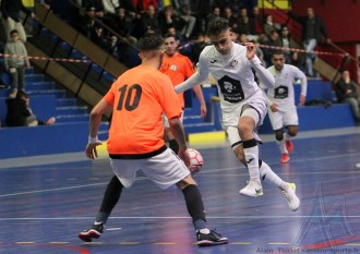 Pays Voironnais - Montpellier Méditerrannée Futsal (81)