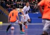 Pays Voironnais - Montpellier Méditerrannée Futsal (83)