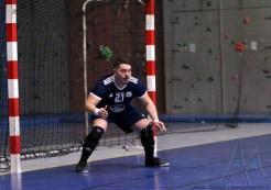 Pays Voironnais - Montpellier Méditerrannée Futsal (86)
