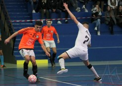 Pays Voironnais - Montpellier Méditerrannée Futsal (87)