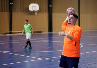 Pays Voironnais - Montpellier Méditerrannée Futsal (9)