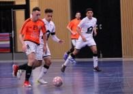 Pays Voironnais - Montpellier Méditerrannée Futsal (90)