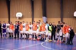 Pays Voironnais - Montpellier Méditerrannée Futsal (95)
