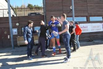 Réserves USJC Jarrie Rugby - RC Motterain (56)