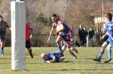 Réserves USJC Jarrie Rugby - RC Motterain (87)
