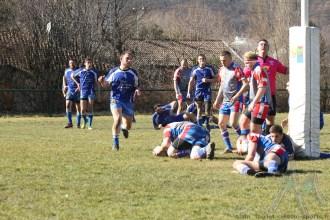 Réserves USJC Jarrie Rugby - RC Motterain (89)