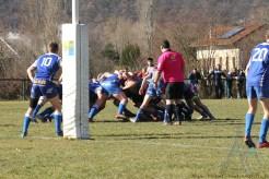 Réserves USJC Jarrie Rugby - RC Motterain (93)