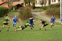 US Jarrrie Champ Rugby - Chartreuse RC (110)