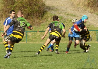 US Jarrrie Champ Rugby - Chartreuse RC (76)