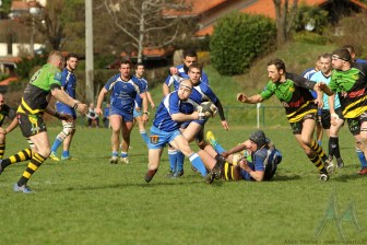 US Jarrrie Champ Rugby - Chartreuse RC (81)