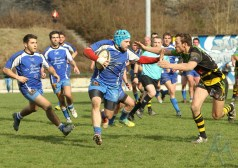 US Jarrrie Champ Rugby - Chartreuse RC (95)