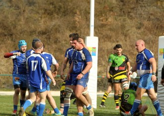 US Jarrrie Champ Rugby - Chartreuse RC (99)