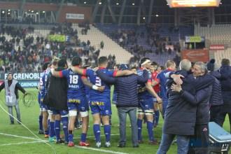 TOP14 FC Grenoble - RC Toulon (101)