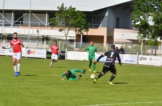 AC Seyssinet - FC Charvieu Chavagneux (54)