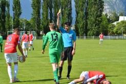 AC Seyssinet - FC Charvieu Chavagneux (58)