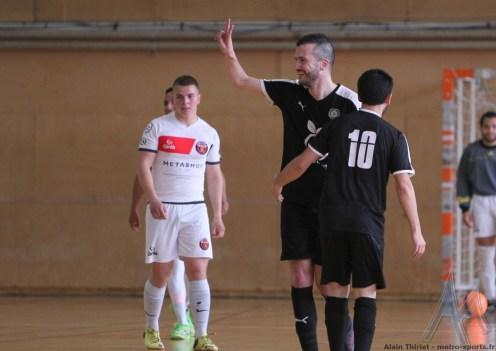 Nuxerete - Espoir Futsal 38 (43)