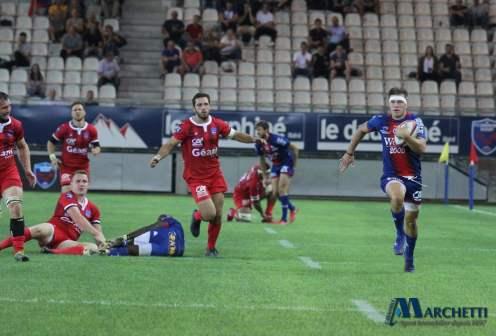 FC Grenoble - Aurillac (37)