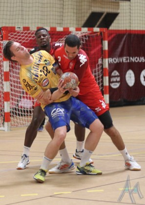 GSMH38 - Sarrebourg Handball (32)