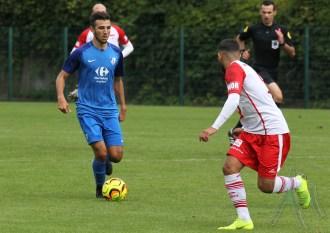 Réserve GF38 - FC Salaise (38)