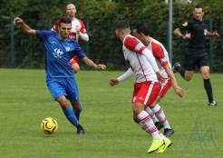 Réserve GF38 - FC Salaise (40)