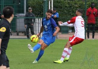 Réserve GF38 - FC Salaise (44)