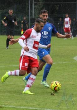 Réserve GF38 - FC Salaise (78)